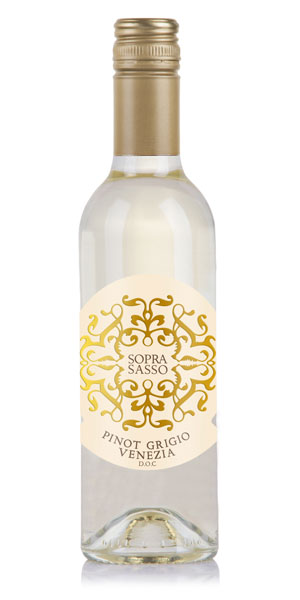Sopra Sasso Pinot Grigio 375ml Bishop S Cellar