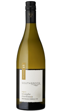 A product image for Southbrook Triomphe Chardonnay