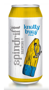 A product image for Spindrift Knotty Buoy Pils