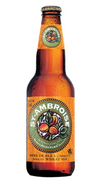A product image for St. Ambroise Apricot Wheat Ale 6-pack
