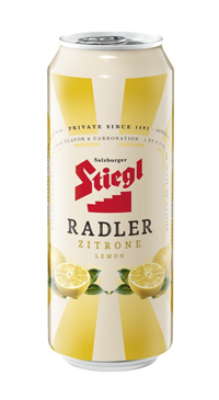 A product image for Stiegl Limon Radler