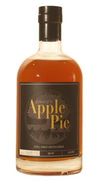 A product image for Still Fired Granny's Apple Pie Moonshine