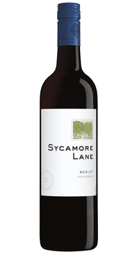 A product image for Sycamore Lane Merlot