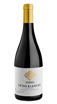 A product image for Tabali Vetas Blancas Pinot Noir