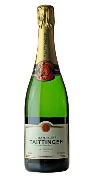 A product image for Champagne Taittinger Brut
