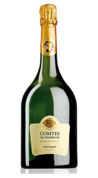 A product image for Champagne Taittinger Comtes de Champagne