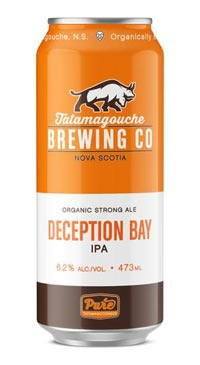 A product image for Tatamagouche Brewing Co Deception Bay IPA
