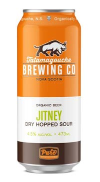 A product image for Tatamagouche Brewing Co. Jitney