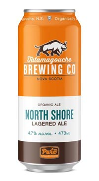 A product image for Tatamagouche Brewing Co North Shore Lagered Ale