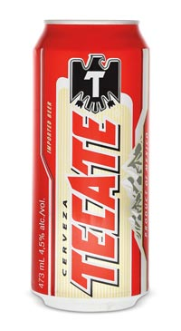 A product image for Tecate Cerveza