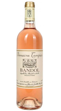 A product image for Domaine Tempier Bandol Rose