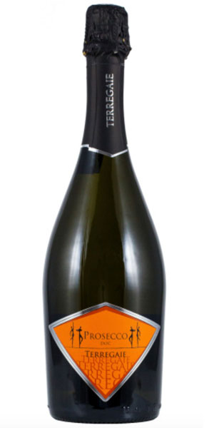 A product image for Terregaie Prosecco