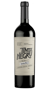 A product image for Tinto Negro Limestone Malbec