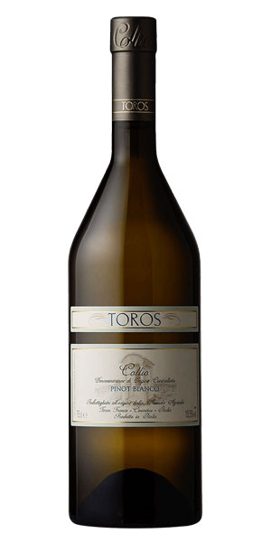 A product image for Toros Franco Pinot Bianco