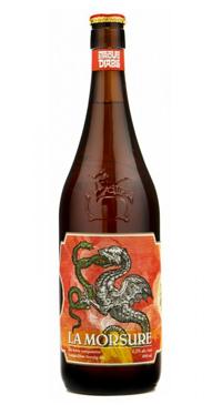 A product image for Le Trou du Diable Morsure IPA 600ml bottle