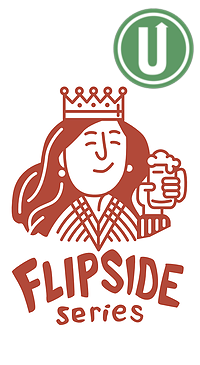 A product image for Upstreet Flipside Belgian Pale Ale