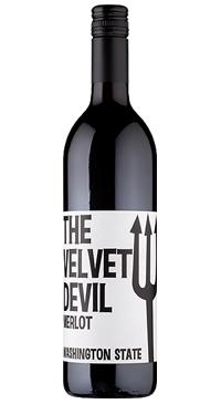 A product image for Charles Smith The Velvet Devil Merlot