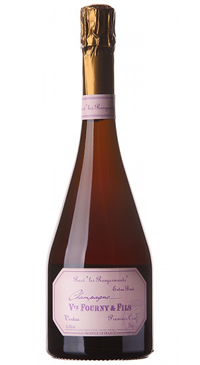 A product image for Champagne Veuve Fourny Les Rougemonts Extra Brut Rose