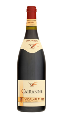 A product image for Vidal Fleury Cairanne