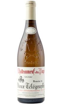 """A product image for Vieux Telegraphe """"La Crau"""" Chateauneuf-du-Pape Blanc"""