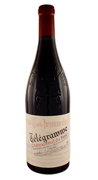 A product image for Telegramme Chateauneuf-du-Pape