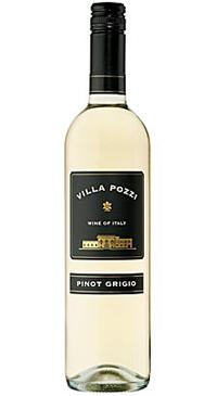 A product image for Villa Pozzi Pinot Grigio