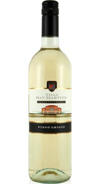 A product image for Villa San Martino Pinot Grigio