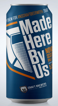 A product image for Made Here By Us Nova Scotian Ale