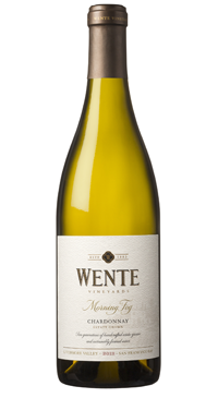 A product image for Wente Morning Fog Chardonnay