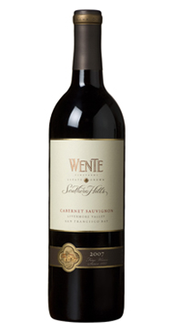 A product image for Wente Southern Hills Cabernet Sauvignon
