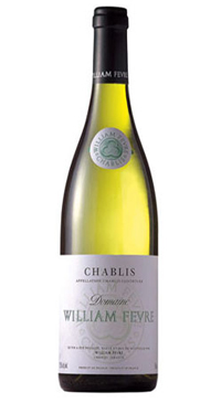A product image for William Fevre Chablis 375ml