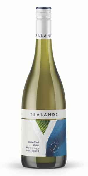 A product image for Yealands Sauvignon Blanc