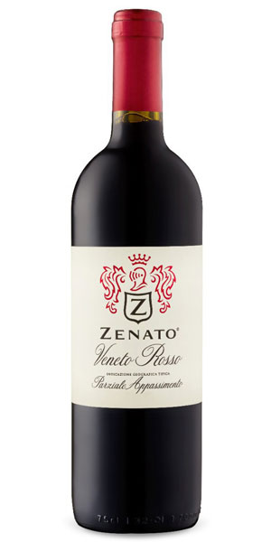 A product image for Zenato Rosso IGT