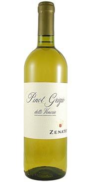 A product image for Zenato Pinot Grigio
