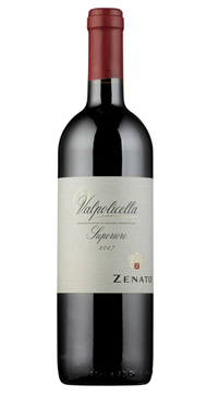 A product image for Zenato Valpolicella Superiore