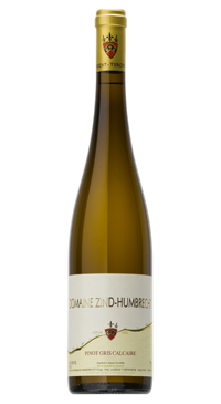 A product image for Zind Humbrecht Pinot Gris Calcaire