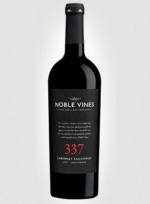 A product image for Noble Vines 337 Cabernet Sauvignon
