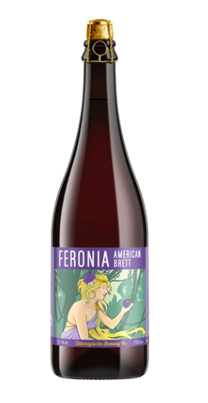 A product image for Tatamagouche Brewing Feronia American Brett Saison