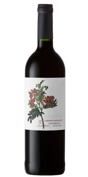 A product image for Big Flower Cabernet Sauvignon