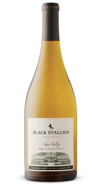 A product image for Black Stallion Chardonnay