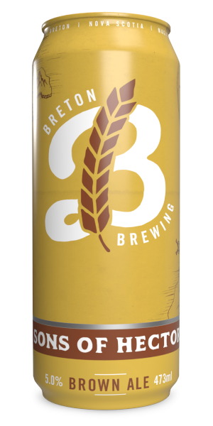 A product image for Breton Brewing – Sons of Hector Brown Ale