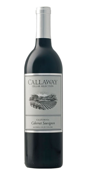 A product image for Callaway Cabernet Sauvignon