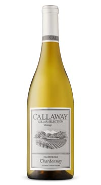 A product image for Callaway Chardonnay