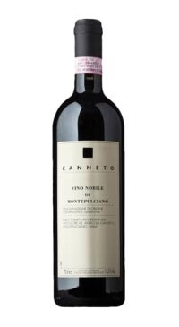 A product image for Canneto Vino Nobile Riserva