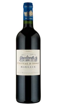 A product image for Chateau d'Arsac Margaux