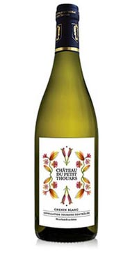 A product image for Chateau Petit Thouars Chenin Blanc