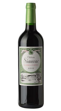 A product image for Chateau Siaurac