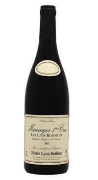 A product image for Cyrot-Buthiau Maranges 1er Cru Les Clos Roussots