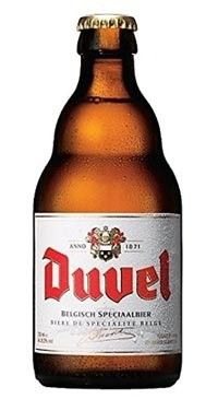 A product image for Duvel