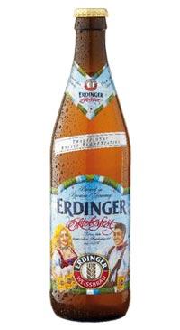 A product image for Erdinger Oktoberfest
